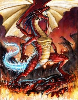 The Mighty Dragon