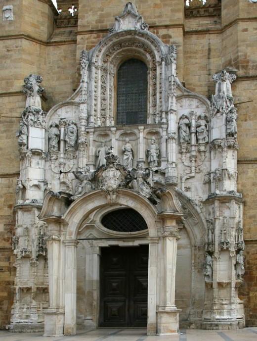 Igreja Santa Cruz, Coimbra