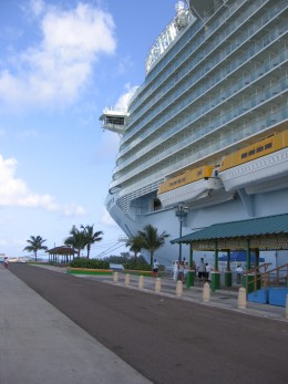RCI's Allure of the Seas