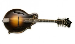 "Ricky Skaggs, Country, Bluegrass, Mandolins and The Gibson Ricky Skaggs F5 ""Distressed"" Mandolin."
