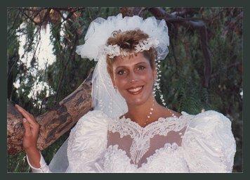 The Bride - always an important portrait!