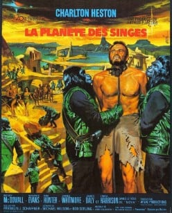 Planet of the Apes (1968) - Illustrated Reference