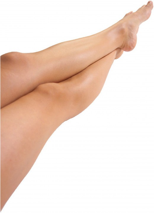 Leg veins are especially susceptible to becoming varicose veins.