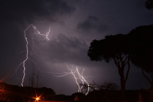I love taking pictures of lightning!