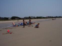 Edisto Beach, SC:  Quiet Vacation Spot