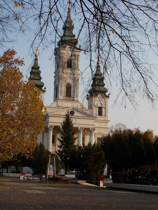 The Orthodox Church, located also in center of town