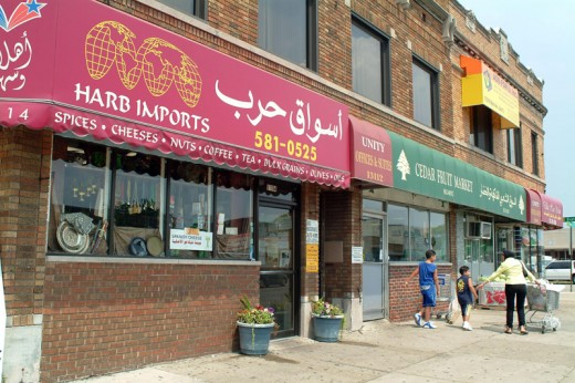 Dearborn has a large Arab heritage population, including both Chaldean Christians and Muslims.
