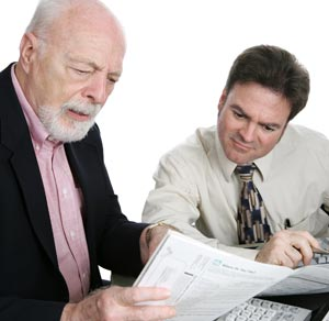 Accountant with Auditor