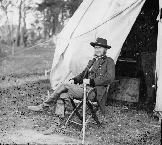 Hugh Judson Kilpatrick Sep 1863