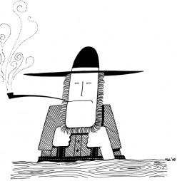 Ephraim Dustmopp, Elder of the Kleene Clan