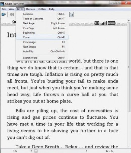 Kindle Previewer