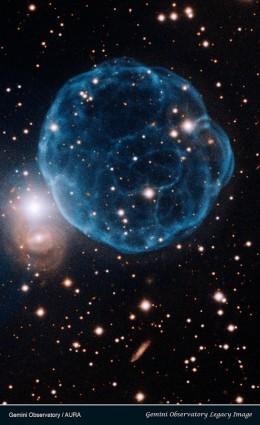Kronberger 61 Nebula