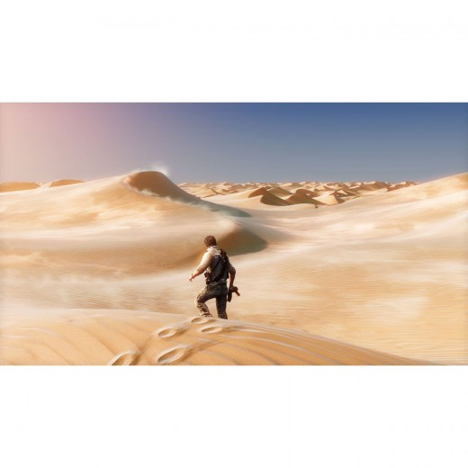 Uncharted 3 Review: Drake's Deception on PS3 - Travelling through exotic location