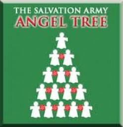 Charities That Can Help YOU! Salvation Army Giving Tree Angel Tree Toy for Tots and United Way