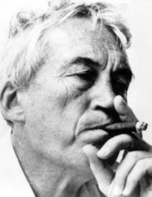 John Huston (August 5, 1906 – August 28, 1987).