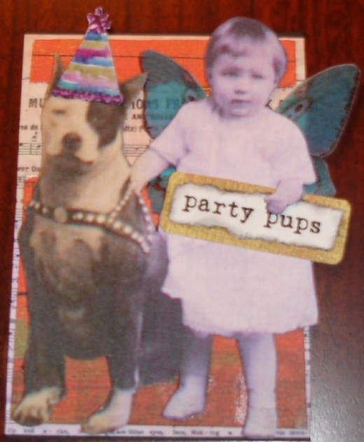 """PARTY PUPS"""
