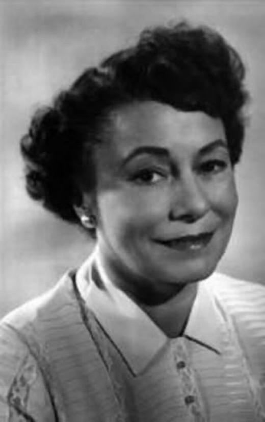 Thelma Ritter (February 14, 1902 — February 5, 1969).