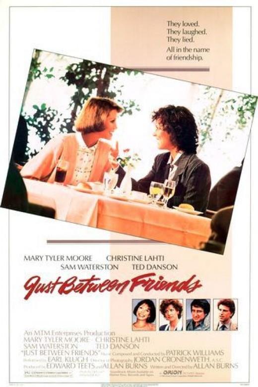 Just Between Friends Movie Poster