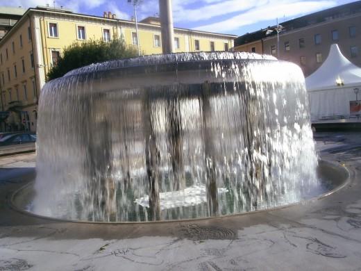 Fontana di Piazza Tacito, Terni
