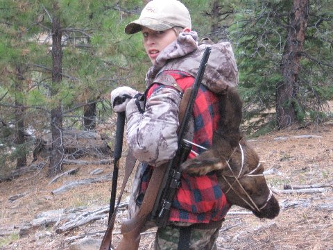 For many, hunting is a way of life in order to feed themselves and their family