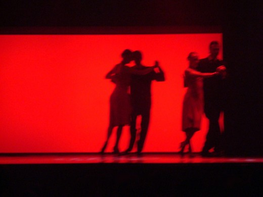 Tango Show in Palermo District