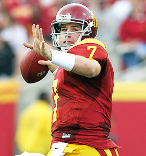 Matt Barkley may be the best quarterback in college football right now