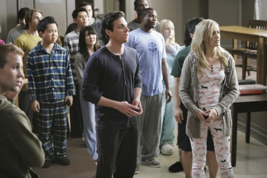 "Erasing most of the cast members of ""Scrubs"" finally put the last nail in its coffin."