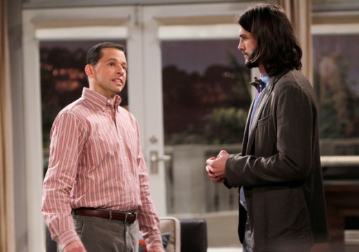 "Kutcher replaced Charlie Sheen and added a new direction to ""Two and a Half Men."""