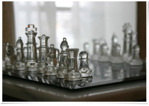 Following people online today and on HP has become quite the ordeal, and when the numbers add up its tough to manage, but takes strategy just like in a good game of chess