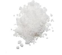Salt for a body scrub