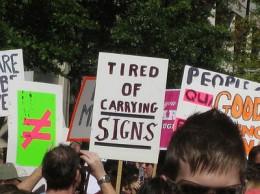 OWS Protestors