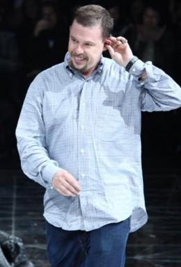 Alexander McQueen, British Fashion Designer (17 March 1969 - 11 February 2010)