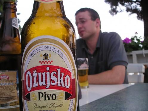Pivo (beer).