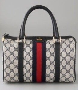 ~A vintage Gucci~ Remember this style?