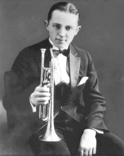 Bix Beiderbecke - America's First, Great, White Jazz Legend