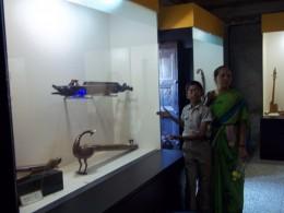 Mayura veena(bottom, right)