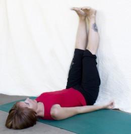 Yoga: What is Viparita Karani?