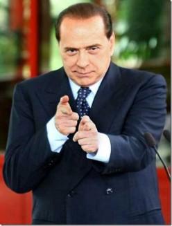 Berlusconi no more [Poem]