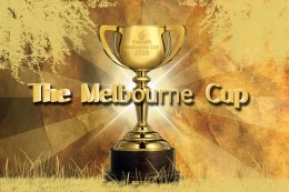 Melbourne Cup Trophy Photo: Julian Chavez, flickr