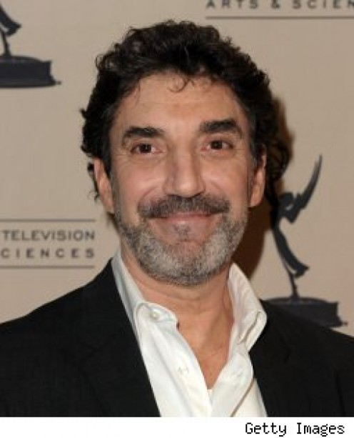 CHUCK LORRE creator, director and principal writer for Two and A Half Men, and other hot shows for the CBS Television Network.