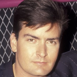 CHARLIE SHEEN former star of Two And a Half Men, as well as other hit films such as Wall Street; The Rookie; Platoon, to name a few.