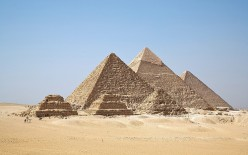 How to Make a Paper Pyramid Out of Paper: Ancient Egyptian Activity