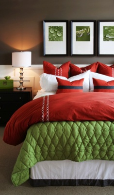 Trendy Bedroom Decorating