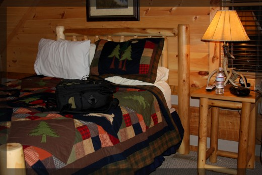 Bedroom Decorating for the Mountain Retreat