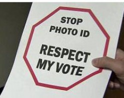 Fight Against Voter ID Card Registration and Laws Exposed