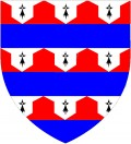 Arms of the de Braose house