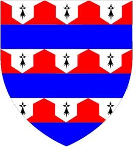 Arms of the de Braose house