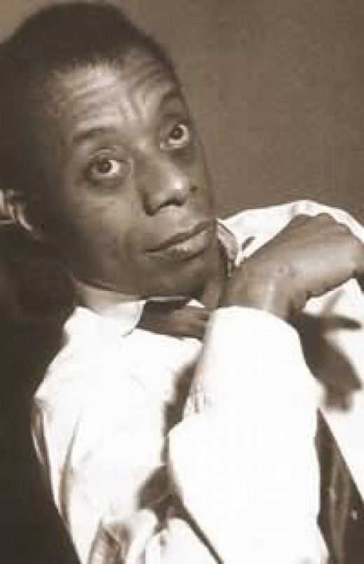 James Baldwin (Aug. 2, 1924 - Nov. 30, 1987)