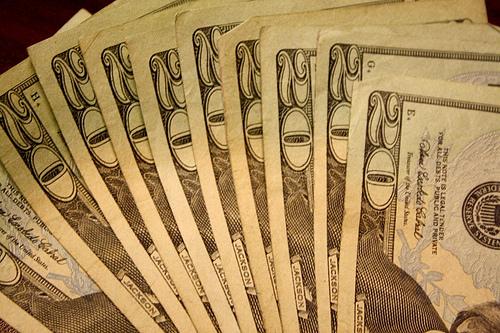 In the Black - Cash