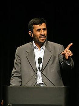 President Mahmoud Ahmadinejad at Columbia University